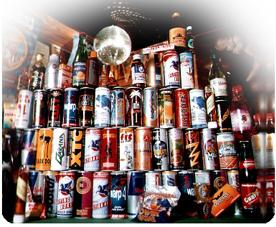 משקאות אנרגיה. מקור: ויקיפדיה. מאת: Dominicp