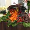 ירקות ופירות. מקור: ויקיפדיה ברשיון cc3-by-sa. צילום: Jina Lee
