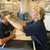 תרומה של בדיקות עיניים ומשקפיים בשווי עשרות אלפי שקלים