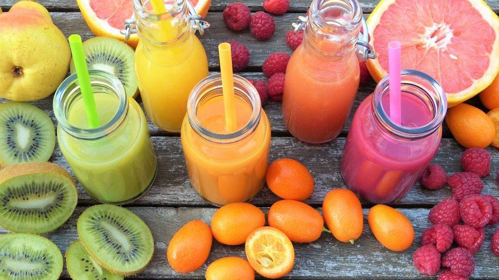 מיצי פירות ומזונות עשירים בויטמין C כנגד וירוסים ומחלות ? צילום: Pixabay silviarita